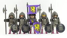 Playmobil Ritter (33) Kreuzritter Knights Drachenritter Löwenritter Ritterburg