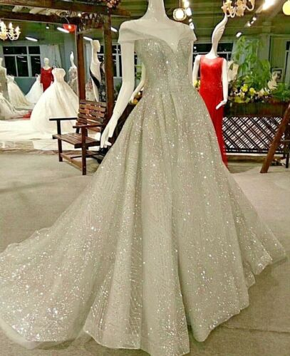 Full Length Party Gown Evening Dress Size 08 10 12 14 16 18 20 22 24 Custom-made