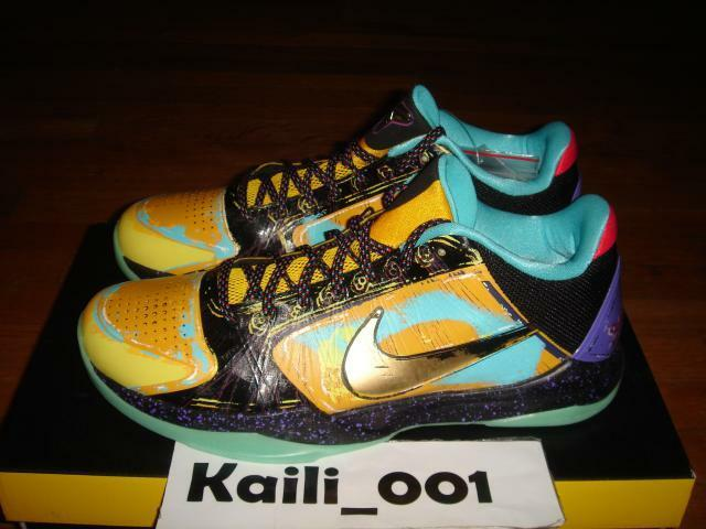 NIke Zoom Kobe V 5 Prelude Price reduction The latest discount shoes for men and women