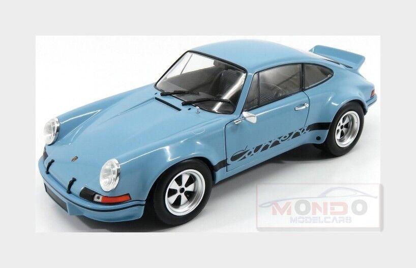 Porsche 911 Carrera Rsr 2.8 Gulf 1974 bleu SOLIDO 1 18 SL1801101