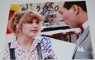 *dottie* 11x14 Photo W/coa Amicable Elizabeth Daily Signed pee-wee's Big Adventure