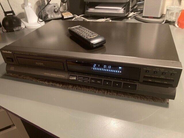 CD afspiller, Technics, SL-PG360A