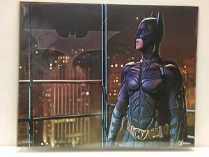 BATMAN-034-The-Bat-034-500-Signed-by-Oscar-Van-Artist-Bam-Box-8x10-Art-Print-w-COA
