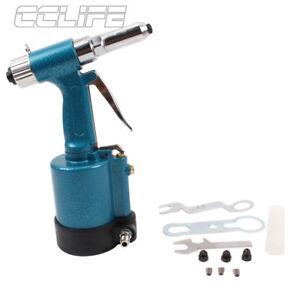 Druckluft-Nietenzange-Nietzange-Nietpistole-Blindnietenzange-Nietgeraet-Werkzeug