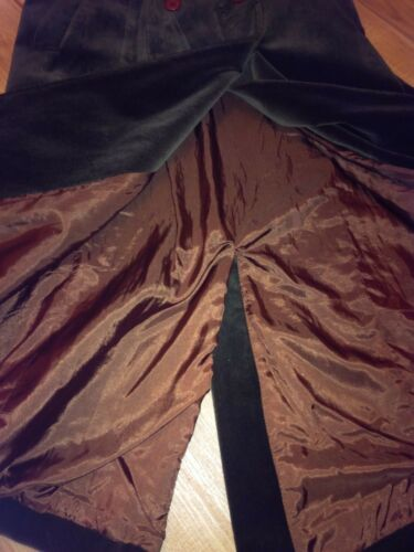 Uk12 Dry Coat Cleaned Brown Rp Velvet Connection 14 Chocolate Cotton French £200 UnqvYS