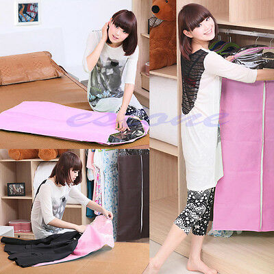 Home Dress Clothes Garment Suit Cover Bag Dustproof Storage Protector 3 Size