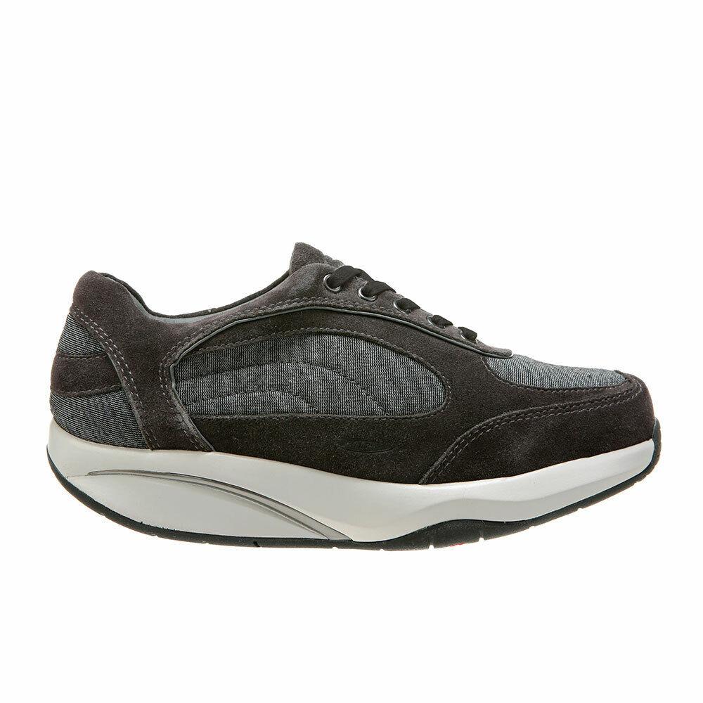 Maliza W charcoal grau dk grau MBT Schuhe