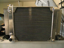 1970-1981 International Scout II Aluminum Radiator BUILT TO ORDER USA MADE!!!