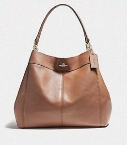 Brand New With Tags Coach Large Lexy Shoulder Handbag 23511 In ... 3b0a150b9c6ae