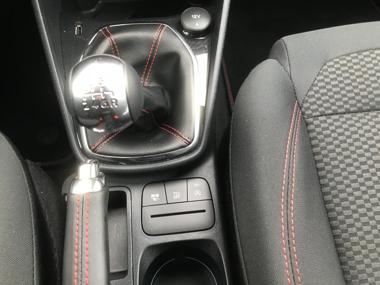 Ford Fiesta 1,5 TDCi 85 ST-Line - billede 11