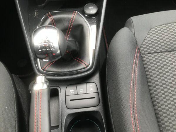 Ford Fiesta 1,5 TDCi 85 ST-Line billede 11