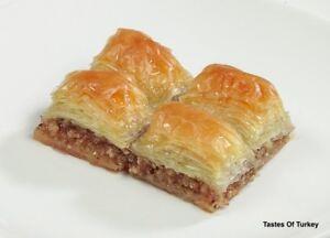 TURC-baklavas-Boulangerie-avec-noyer-grec-baklavas-turc-dessert