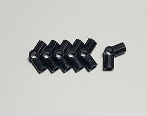 10x Lego Technic Achs und Pin Verbinder #1 32013 schwarz Technik 4107085