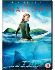 The Shallows DVD *NEW & SEALED - FAST UK DISPATCH*
