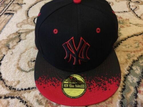 New YORK NY Boy Girl Adjustable Baseball Cap Kids Snapback Children SCHOOL Hat