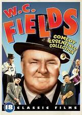 W.C. Fields: Comedy Essentials Collection - 18 Classic Fillms (DVD, 2015, 5-Disc Set)
