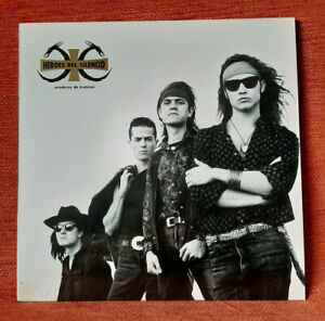 Heroes-Del-Silencio-Senderos-De-Traicion-LP-Vinyl-Spain-1990-EMI-NM-VG