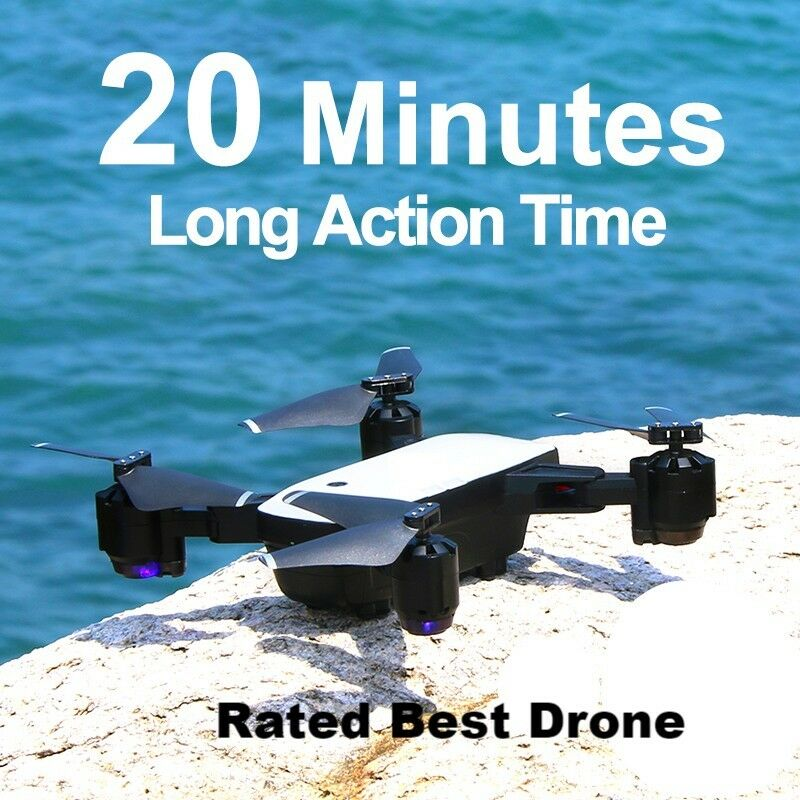 S20 20 minutes Drone HD 1080P Wifi Camera Quadrocopter Hovering FPV Quadcopters