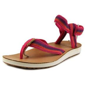 Teva-Original-Sandal-Ombre-Open-Toe-Canvas-Thong-Sandal-NIB