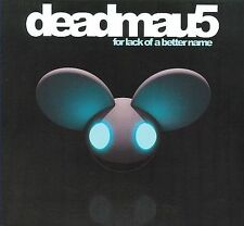 For Lack of a Better Name [Digipak] by Deadmau5 (CD, Sep-2009, Ultra Records)