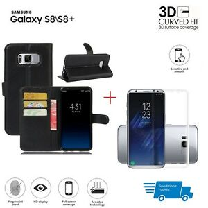 custodia libro samsung s8 plus