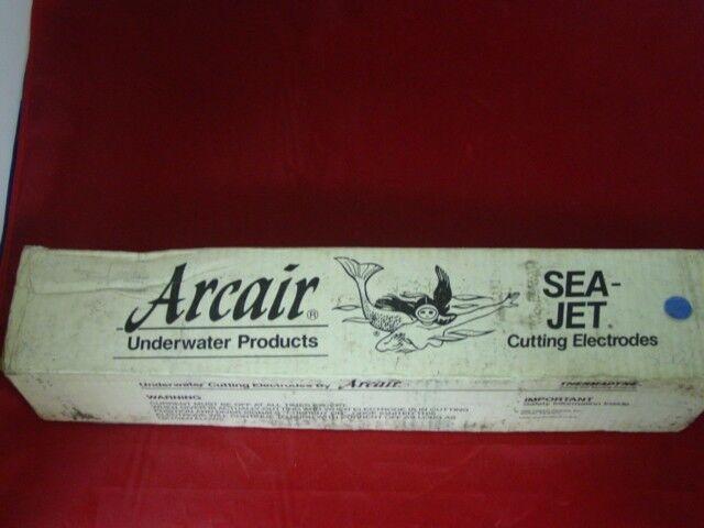 Arcair  Sea-Jet 42-066-006 Cutting Electrode, 3 8, 18 L, PK 50