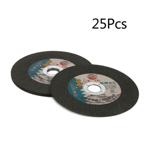 6 Inch Metal Cutting Wheel Resin Cut Off Disc for Grinder Disc Rotary Tool 25Pcs