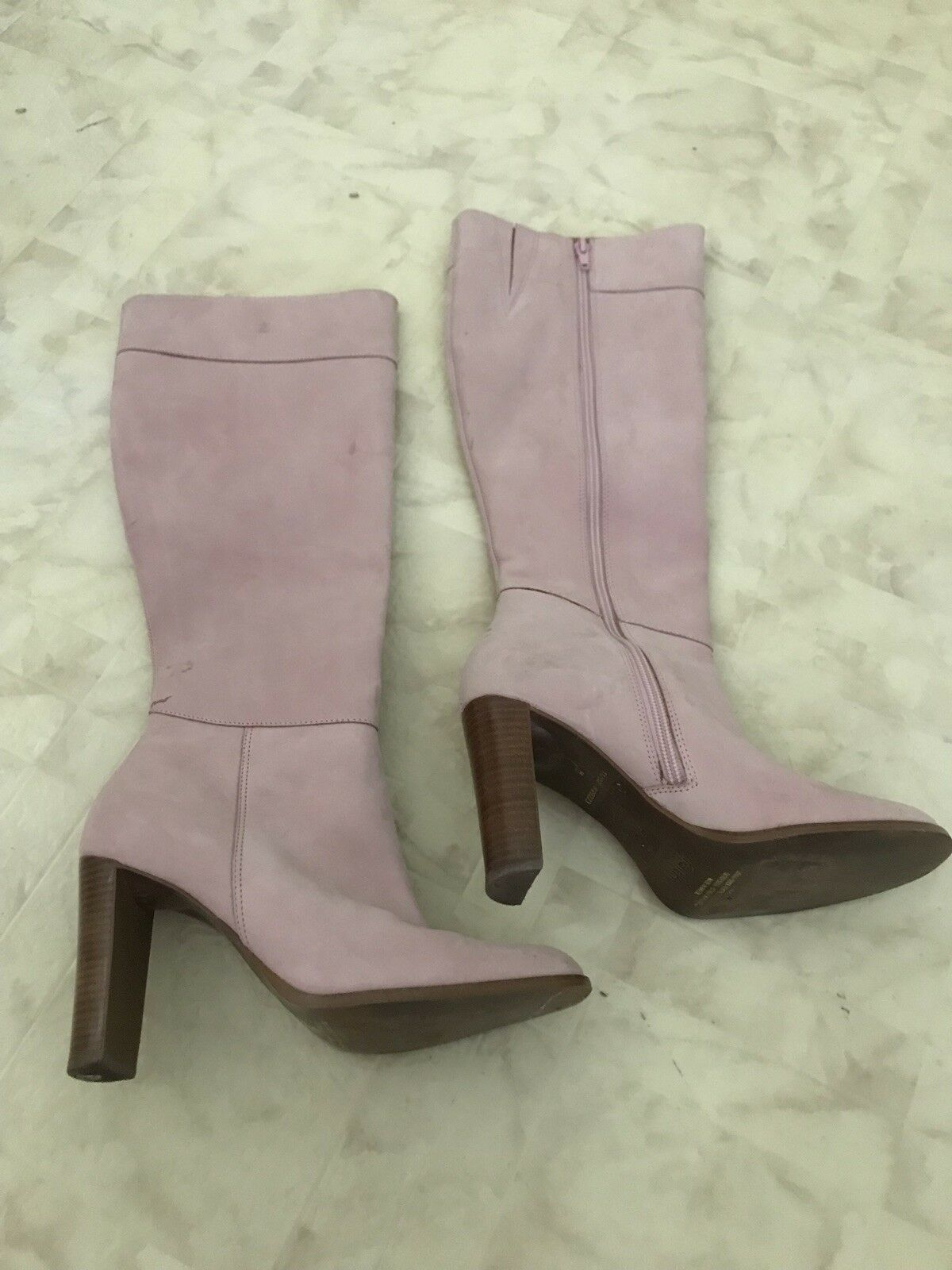 Men's/Women's Faith 5 Knee High Boots 5 Faith Pink Many styles Excellent performance Cheap order 46c5b8