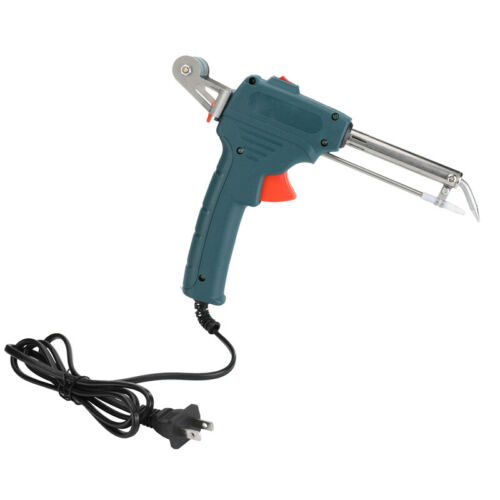 60W Welding Electric Soldering Iron Heat Soldering Gun Heating Send Tin 110-220V