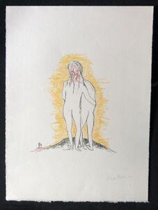 Henk Visch, avanti, farblithographie, 2005, a mano firmata e datata