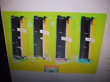 4 Color Toner Cartridge for  XEROX 6120 6120N 6115 6115D 6115MFP 113R00692