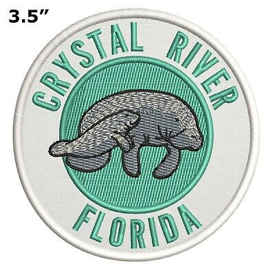 Crystal Lake Jason Official Tour Guide Horror VELCRO® BRAND Hook Fastener Patch