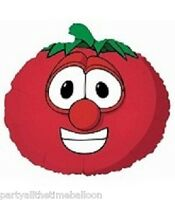 29 Inch Bob The Tomato Veggie Tales Balloon Free Ship