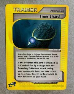 Time Shard 135/147 Aquapolis - Uncommon Pokemon Card - NM/Mint