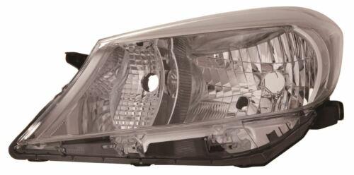 Toyota Yaris 2011-2014 Chrome Phare Projecteur N//S Passager Gauche