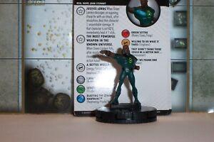 GREEN LANTERN 036 RARE DC Justice League Unlimited Heroclix Set #36