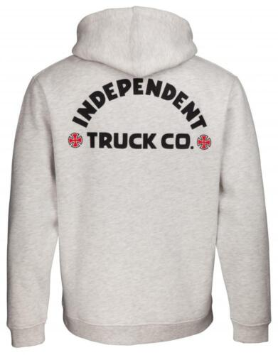 Independent Itc Bold Hoodie Grey Heather
