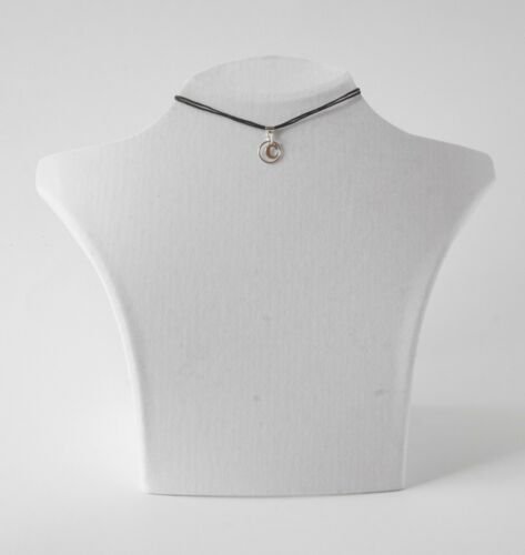 Halskette Halsband 925 Silber Buchstabenkette Makramee
