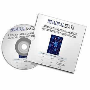 Binaural Beats Therapy: With Audio Therapy Box Set Collection