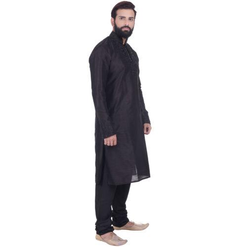 Ethnic Indian Design Kurta Sherwani for Men 2pc Suit Worldwide Postage