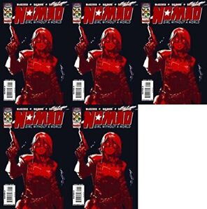 Nomad-Girl-Without-a-World-1-2009-2010-Marvel-Comics-5-Comics