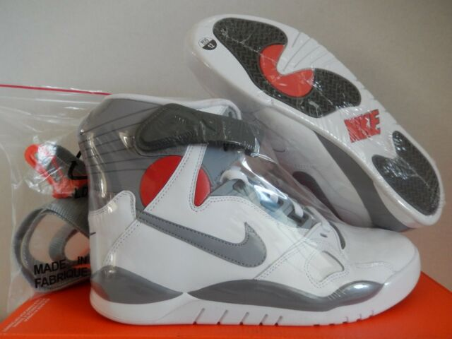 3470fd8c603c Nike Air Pressure Retro Mag David Robinson Men Size 10.5 Cement Grey ...
