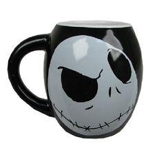 The Nightmare Before Christmas Jack Skellington 18 oz. Ceramic Oval Mug