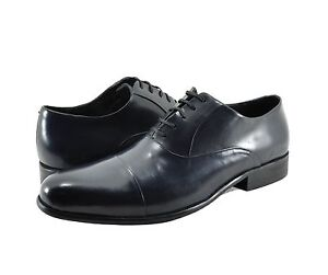 80338f6bb84205 Men s Shoes Kenneth Cole New York Chief Council Leather Oxfords Navy ...