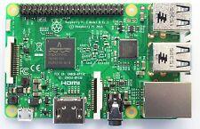 Raspberry Pi 3 Model B Quad core 1.2GHz 64-bit ARM Core with WiFi & Bluetooth