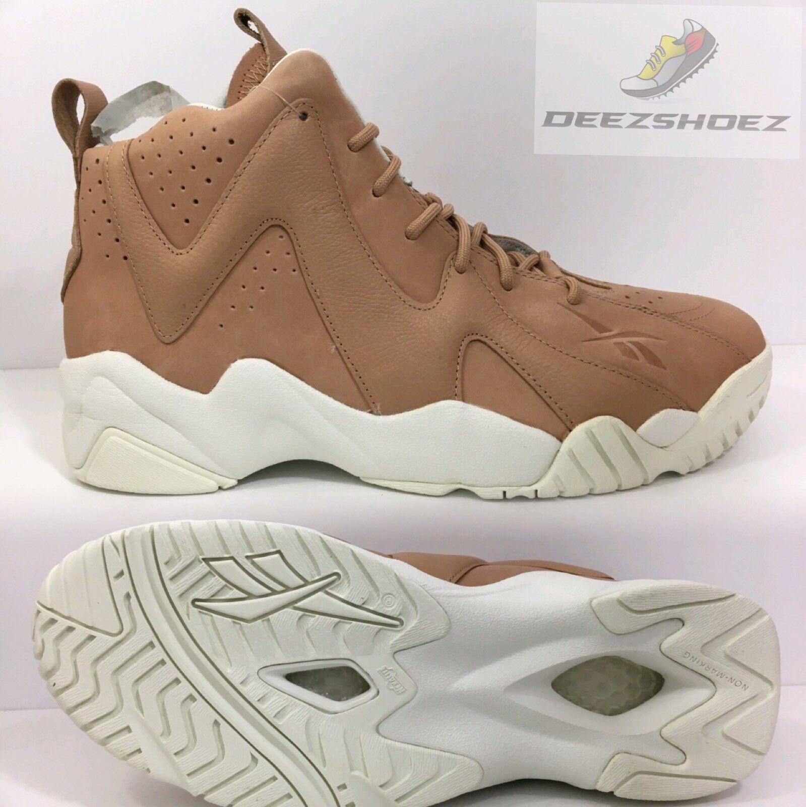 Reebok Kamikaze II Tan uomo BasketBall Sneakers BS9669 US Size 11 Free Shipping Scarpe classiche da uomo