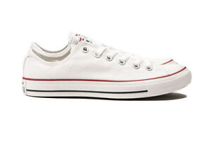 8d0c3ac19ac2 Converse Chuck Taylor All Star Optical White Low Top OX M7652 Canvas ...