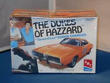 1999 Amt Ertl The Dukes Of Hazzard General Lee Dodge Charger Car Model Kit MISB!