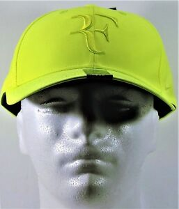 b064fa969f8 Nike RF Roger Federer Legacy 91 Volt Tennis Hat Cap One Size Fits ...