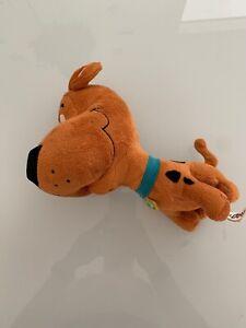 Humble Peluche Scooby Doo 20 Cm Cane Pupazzo Originale Big Headz Dog Plush Soft Toys Doux Et LéGer